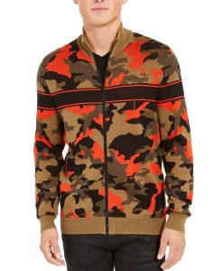 High School Musical The Musical The Series S02 Camo Jacket