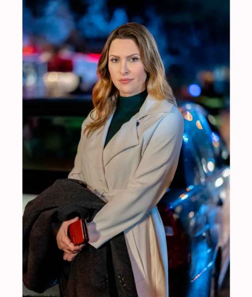 Jill Wagner Mystery 101 Killer Timing Amy Winslow White Trench Coat