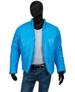 Kanye West Yeezy Gap Blue Jacket