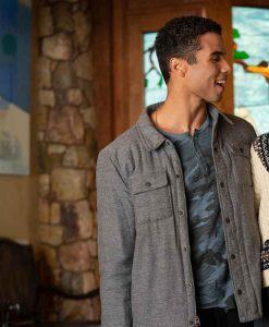 Love, Victor Season 02 Andrew Grey Jacket