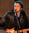 George Sear Love, Victor Season 02 Benji Leather Jacket
