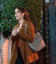 Love, Victor Season 02 Isabel Salazar Mid-Length Coat