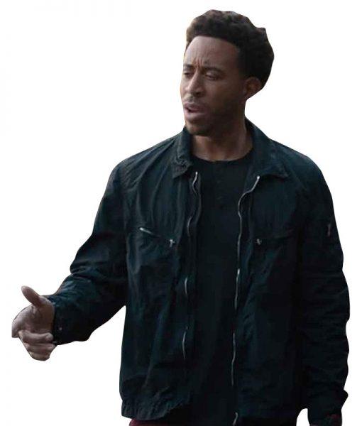 Ludacris F9 The Fast Saga Tej Black Jacket