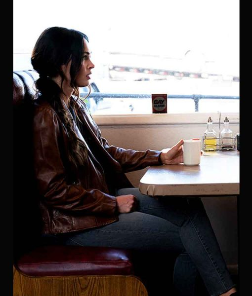 Midnight in the Switchgrass Rebecca Lombardi Jacket