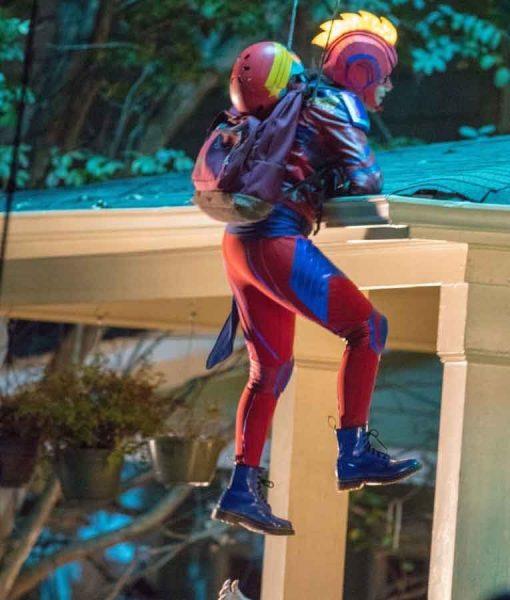Kamala Khan Ms. Marvel 2021 Leather Jacket
