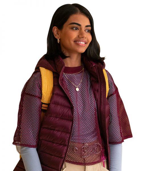 Never-Have-I-Ever-S02-Megan-Suri-Puffer-Vest