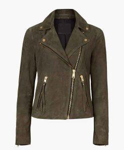 New Amsterdam S03 Helen Sharpe Motorcycle Jacket