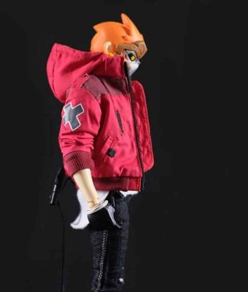 No Fear No Mercy Goku Bomber Jacket With Hood