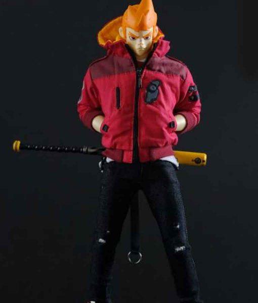 No Fear No Mercy Goku Bomber Jacket