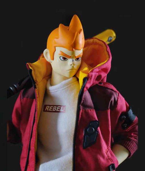 No Fear No Mercy Goku Jacket With Hood
