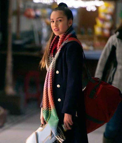 Olivia Rodrigo High School Musical The Musical The Series Nini Coat