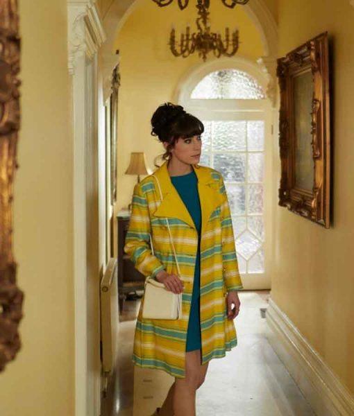Peregrine Fisher Ms Fisher's Modern Murder Mysteries Coat