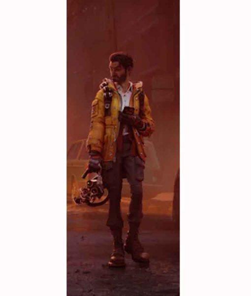 Redfall Devinder Crousley Jacket