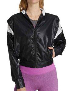 Ruby Rose Batwoman S02 Kate Kane Black and White Jacket