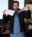 Ryan Eggold New Amsterdam S03 Dr. Max Goodwin Puffer Jacket