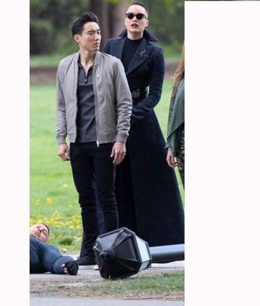 The Umbrella Academy Season 3 Britne Oldford Long Coat