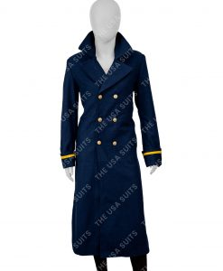 The Harder They Fall Trudy Smith Coat