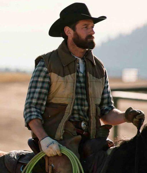 Ian Bohen Yellowstone Ryan Vest
