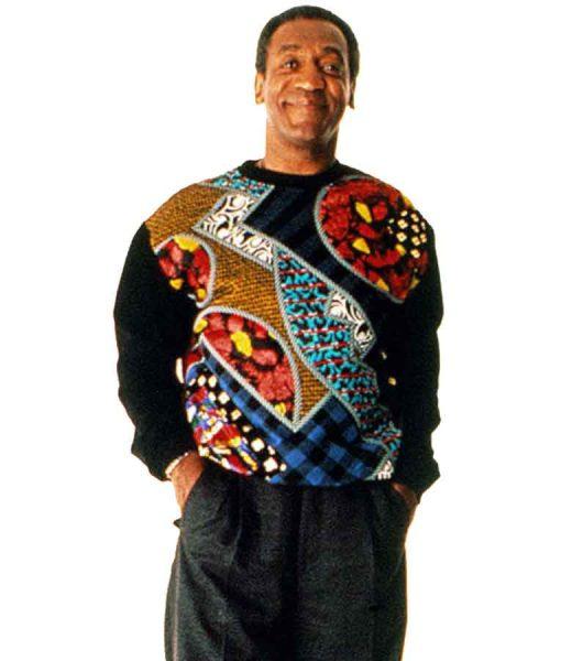 Black Bill Cosby Sweater