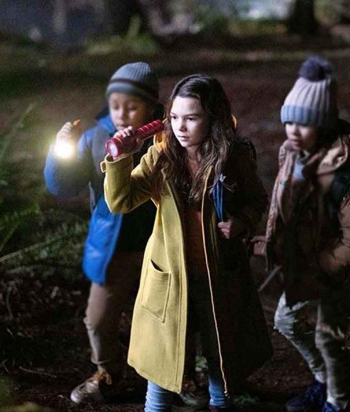 Home Before Dark Season 02 Hilde Lisko Coat With Hood