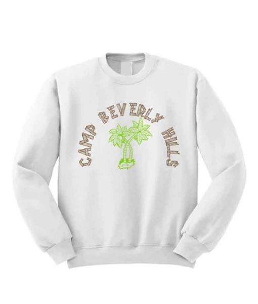 Camp Beverly Hills Unisex Sweatshirt
