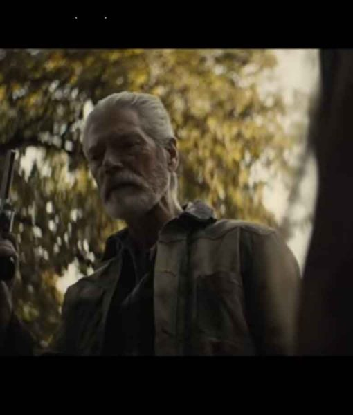 Don't Breathe 2 Norman Nordstrom Leather Jacket