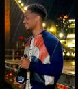 Eric The Perfect Find Keith Powers Leather Jacket