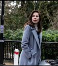 Michelle Monaghan Every Breath You Take Grace Trench Coat