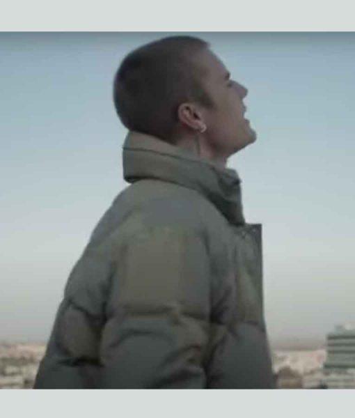 Justin Bieber Stay Jacket