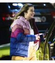 Kevin Can Fk Himself 2021 Annie Murphy Puffer Jacket