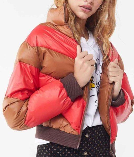Kylie Rogers Home Before Dark Izzy Lisko Puffer Jacket