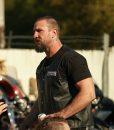 Lorelei 2021 Black Leather Vest