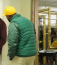 Taye Diggs All American S03 Billy Baker Green Puffer Vest