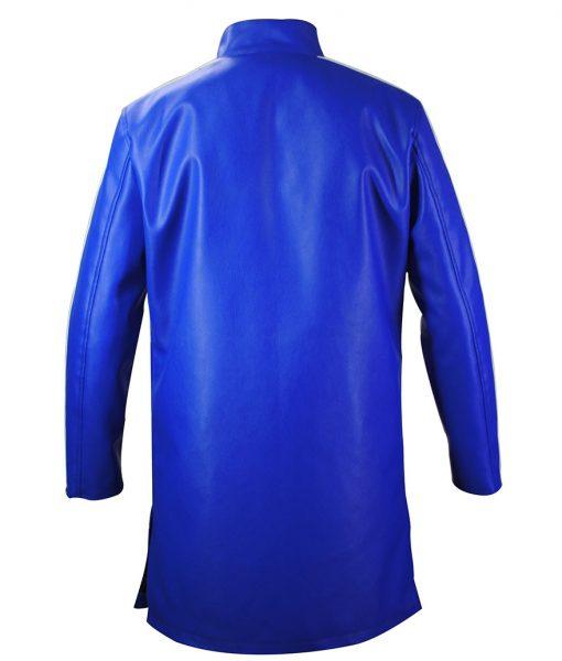 Dragon Ball Z Goku Sab Blue Jacket