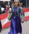 Kate Garraway Leather Jacket