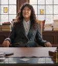 The Chair Sandra Oh Blazer