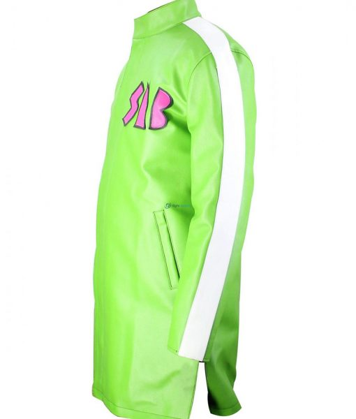 Dragon Ball Z Vegeta Green Jacket