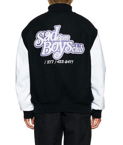 6pm Season Varsity Jacket