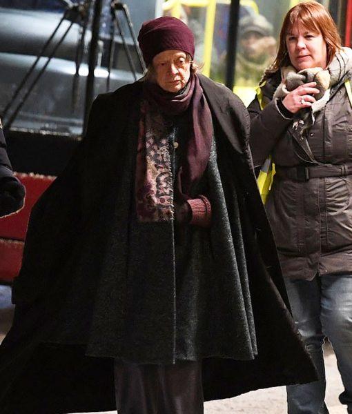 A Boy Called Christmas 2021 Aunt Ruth Cloak