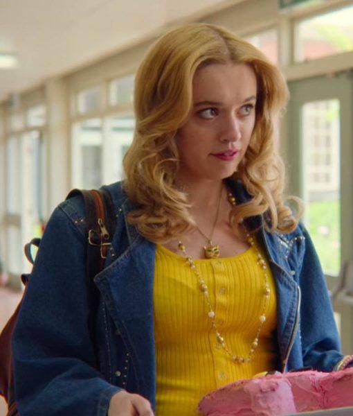Aimee Gibbs Sex Education Denim Jacket