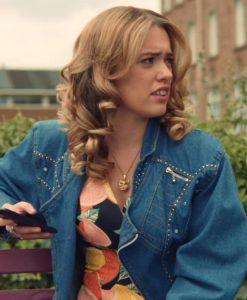 Aimee Lou Wood Denim Jacket