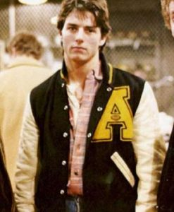 All the Right Moves Tom Cruise Jacket