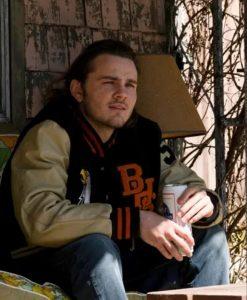 American Rust Billy Poe White Jacket