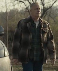 American Rust Jeff Daniels Checkered Jacket
