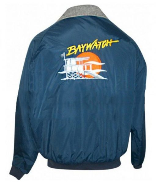 Baywatch Red And Blue Jacket