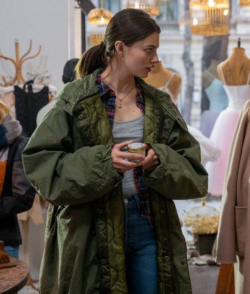 Birds of Paradise Diana Silvers Coat