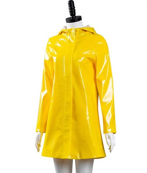 Coraline Yellow Coat