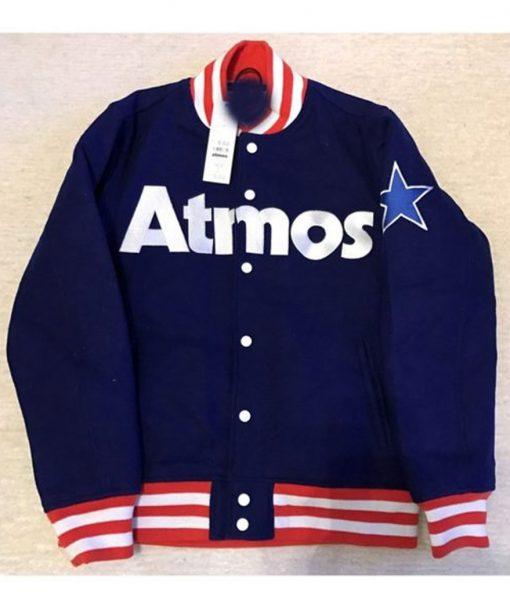 Cowboys Atmos REd Jacket