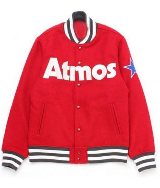 Cowboys Atmos Varsity Jacket
