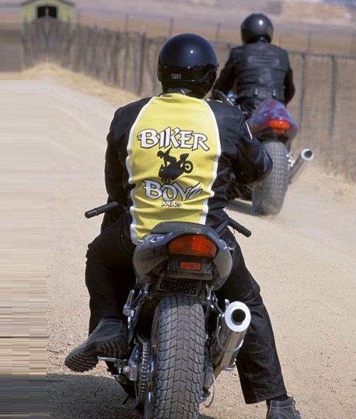 Derek Luke Biker Boyz Jacket